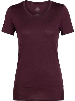 Icebreaker Tech Lite Short-Sleeve Low Crewe Shirt - Women's