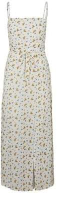 Vero Moda Khaleesi Floral-Print Maxi Dress