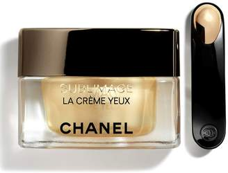 Chanel Sublimage La Crème Yeux Ultimate Revitalisation Eye Cream