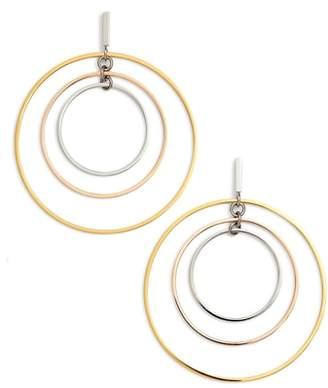 Tory Burch Wire Hoop Earrings