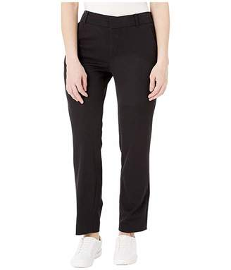 Tommy Hilfiger Adaptive Slim Fit Stretch Pants with Adjustable Waist and Velcro(r) Magnet Buttons