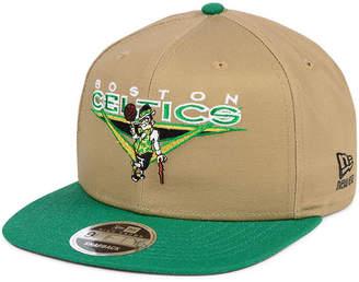 New Era Boston Celtics Jack Knife 9FIFTY Snapback Cap