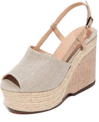 Castaner Sweet Days Platform Sandals $300 thestylecure.com