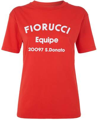 Fiorucci Equipe Logo T-Shirt