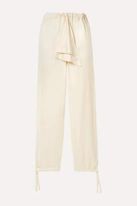 Envelope1976 - Mumbai Poplin Pants - Cream
