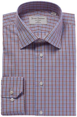 Hickey Freeman Classic Fit Dress Shirt