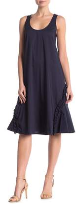 Jason Wu Grey Cotton Tank Stretch Dress