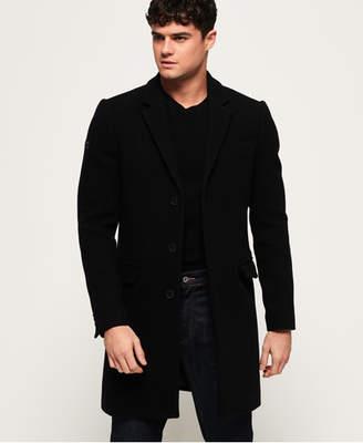 Superdry Camden Crombie Coat