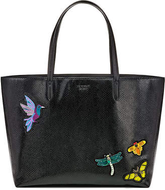 Victoria's Secret Victorias Secret Hot Tropic Patch Everything Tote