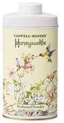 by Honeysuckle Perfumed Powder