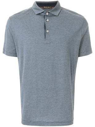 Loro Piana short sleeved polo shirt