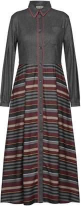 Garage Nouveau 3/4 length dresses
