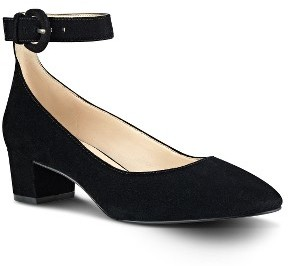 Women's Nine West Brianyah Ankle Strap Pump $78.95 thestylecure.com
