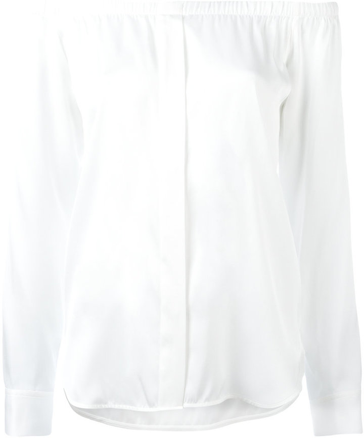 DKNYDKNY off-shoulder top