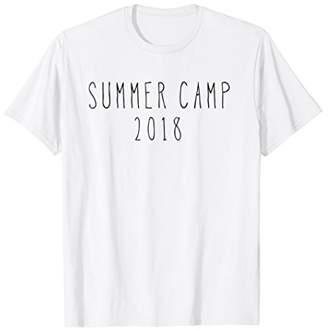 Autograph Shirt Summer Camp 2018