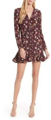 Veronica Beard Riggins Silk Dress