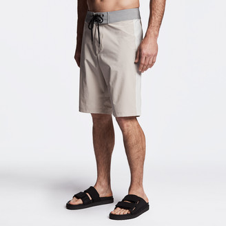 James Perse Y/OSEMITE TRI-COLOR BOARDSHORT