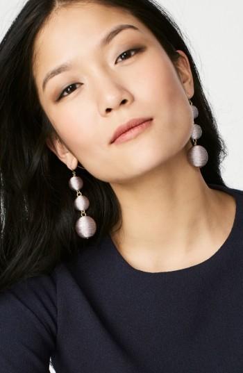 Women's Baublebar Shimmer Crispin Drop Earrings 4