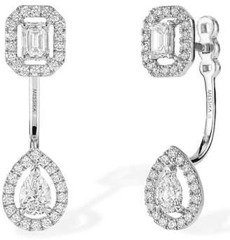 MESSIKA My Twin Diamond Ear Jackets