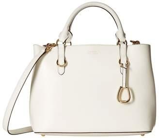 Lauren Ralph Lauren Bennington Satchel Medium Satchel Handbags