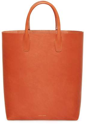 Mansur Gavriel Brandy North South Tote