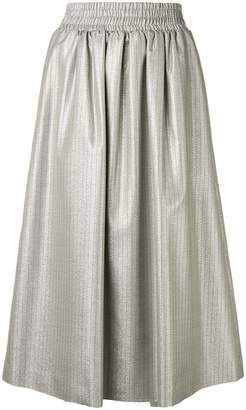 Golden Goose elasticated waist skirt
