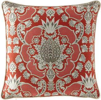 Elaine Smith St. Bart's Bounty Outdoor Pillow