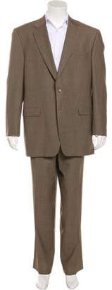Burberry Two-Button Wool Suit