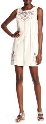 Tart Ronnie Embroidered Dress