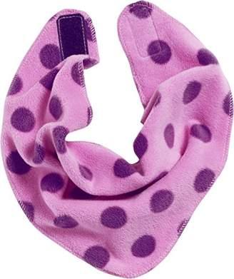 Playshoes Children ́s Fleece Scarf Bandana Bibs Neckerchief Dots