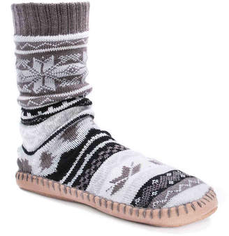 Muk Luks Sock Slipper - Men's