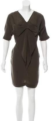 Hache Mini Shift Dress