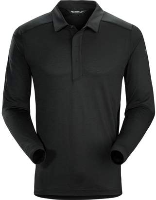 Arc'teryx A2B Long-Sleeve Polo - Men's