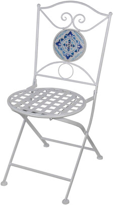 Privilege Iron Folding Chair