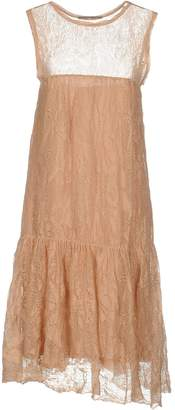 Ermanno Scervino Knee-length dresses