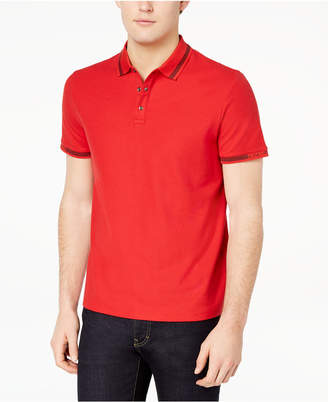 Calvin Klein Men's Solid Polo