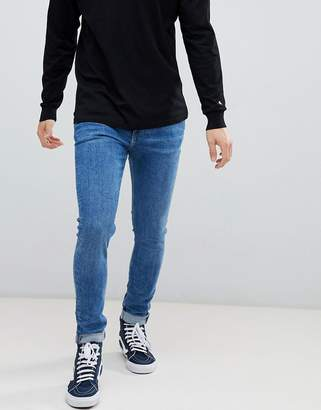 Weekday form super skinny jeans bleeker mid
