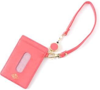 Arenot (アーノット) - アーノット ネルス パスケース ピンク(NERTH PASS CASE pink)
