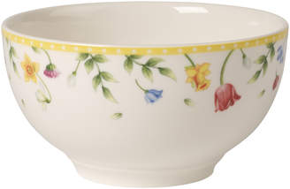 Villeroy & Boch Spring Awakening Rice Bowl: Flower Meadow 25 oz