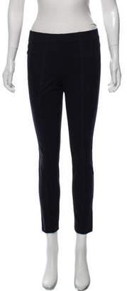 Donna Karan Mid-Rise Stretch Pants