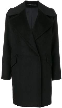 Tagliatore fitted tailored coat
