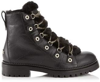 Jimmy Choo Hillary Leather Boots