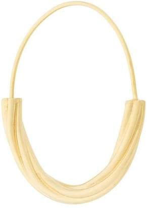 Maria Black Tove medium hoop earring