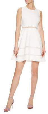 Sandro Carrie Mini Dress