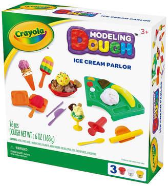 Crayola Ice Cream Parlor Modeling Dough Kit