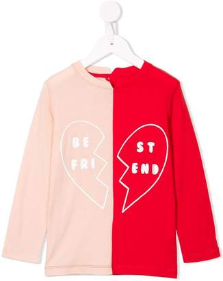 Stella McCartney Bella best friends sweatshirt