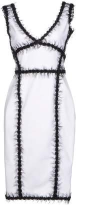 DSQUARED2 Knee-length dresses - Item 34458829FM