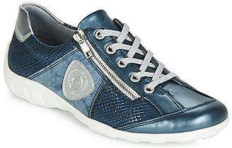 Remonte Dorndorf ECTALYS women's Shoes (Trainers) in Blue
