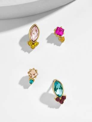BaubleBar Jemma 18K Gold Vermeil Earring Set