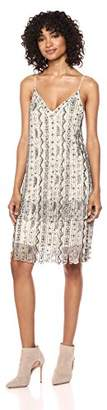 Haute Hippie Women's Wild Rose Embellished Dress,8